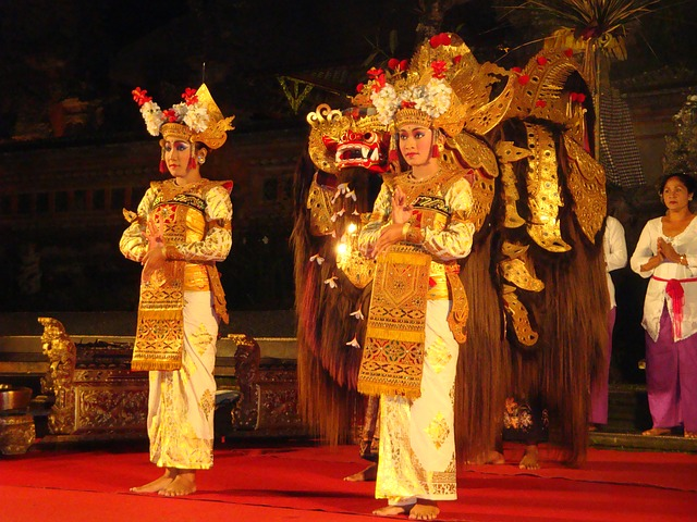 Barong Tanz Tour, Indonesien
