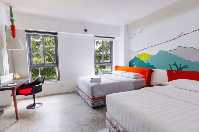 Canvas Boutique Hotel