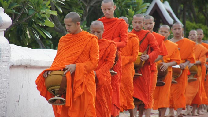 Seide, Kultur und Tradition, Laos