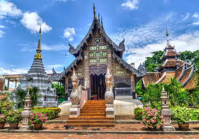Colors of Chiang Mai, Thailand